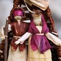 Betlehem4  , Dekoráció, Ünnepi dekoráció, Karácsonyi, adventi apróságok, Karácsonyi dekoráció,  Karácsonyi Betlehem. Mérete: kb.25X15 cm  Jó lenne, ha ma minden karácsonyfa alatt újra Betlehem le..., Meska