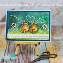 Húsvéti képeslap, Naptár, képeslap, album, Húsvéti díszek, Képeslap, levélpapír, Kívánj kellemes ünnepeket szeretteidnek egy egyedi design képeslappal, vagy add át a csokikat egy öt..., Meska