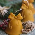 Karácsonyfa gyertya, Dekoráció, Karácsonyi, adventi apróságok, Otthon, lakberendezés, Ünnepi dekoráció, Gyertya-, mécseskészítés, A méz illatát, a méhek szorgalmát , a nyári nap ☀️ melegét... és szívből jövő szeretetet ❤️ rejti m..., Meska