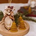 Karácsonyi csomag 2, A méz illatát, a méhek szorgalmát , a nyári n...