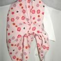 Rózsaszin virágos sálkendő, Ruha, divat, cipő, Kendő, sál, sapka, kesztyű, Kendő, Sál, Selyemből készült ez a variálható sálkendő.Nagyon elegáns kiegészitő. Mosható,ha kell vas..., Meska