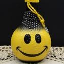 Smile italos üveg, Otthon, lakberendezés, Dekoráció, Konyhafelszerelés, Férfiaknak, Smile italos üveg Űrtartalma: 0,5 l  Különleges darab különleges, modern, trendi közösségi ..., Meska
