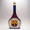 FC Barcelona italos üveg ; Barcelona futball szurkolóknak, FC Barcelona italos üveg ( 0,5 l )   A saját foc...