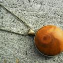 Cseresznyefa Medál, Antik bronz,nikkelmentes 50 cm-es láncon ,30mm es...