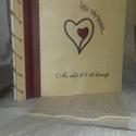 Várandós napló, Baba-mama-gyerek, Könyvkötés, Fotó, grafika, rajz, illusztráció, Ez a fa borítású napló várandós anyukáknak tökéletes ajándék. A babavárás minden izgalma, szépsége ..., Meska