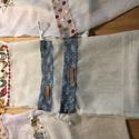 Textil zacskó , Táska, Szatyor, Varrás, Textil zacskó bevásárláshoz, a bolti műanyag zacskó helyett! ????♻️  ??????????????????????????????..., Meska