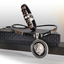 Versace oroszlános nyaklánc és karkötő szett