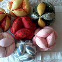 Baba labda, Játék, Baba-mama-gyerek, Baba játék, Készségfejlesztő játék, Puha, textilből készült baba labda, könnyen megfogható, poliészterrel töltött. Átmérője 1..., Meska