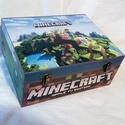Minecraft doboz