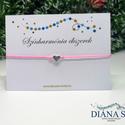 Színharmónia karkötő - Rózsaszín, Rózsaszín: A feltétel nélküli szeretet és a ...