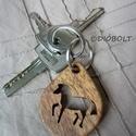 Ló kulcstartó, Otthon, lakberendezés, Mindenmás, Kulcstartó, A lovak csodálatos állatok, aki lovagol vagy tanul lovagolni, rengeteget tanul meg önmagáról, és arr..., Meska