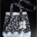 AKCIÓS! Virágmintás táska, Vidám, fiatalos, könnyed, nőies kis nyári tás...