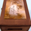 Nagy babadoboz (fogólyukas dobozból) (Dobozmanufaktura) - Meska.hu
