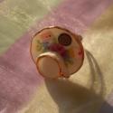 Csészés gyűrű sütikkel! (dolledup) - Meska.hu