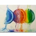 Nyári hangulatok festmény reprodukció 10/1., Végy 3 citrusféle gyümit, és öntsd nyakon ők...