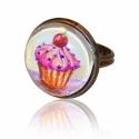 Muffin gyűrű 2., Hordj magadon festményt! Saját festményemet fog...