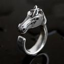 Lovas gyűrű, Ékszer, óra, Férfiaknak, Gyűrű, Ékszerkészítés, Ötvös, Ezüst lovas gyűrű. A gyűrűhöz, méretre szükségem van. Ez lehet konkrét méret, vagy egy már meglévő ..., Meska
