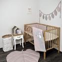 Maci- skandináv stílusú baba ágynemű szett
