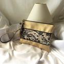 Boríték táska, Minőségi textilbőrből,és szép alkalmi anyagb...