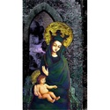 Madonna, Képzőművészet, Grafika, Mária a gyermek Jézussal.  Digitális grafika. Mérete: 30x50 cm Limitált széria: max. 10 Keret ..., Meska
