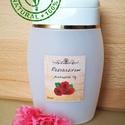 100ml - Rózsaszirom Arclemosó tej Argan olajjal, Szépségápolás, Kozmetikum, Tisztító, regeneráló, frissítő hatású, eltávolítja a sminket és a szennyeződéseket.   Ezt a selymes ..., Meska