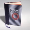 'Balaton' könyv, napló, emlékkönyv sima lapokkal, Naptár, képeslap, album, Baba-mama-gyerek, Jegyzetfüzet, napló, Könyvkötés, Papírművészet, Nyári hangulatú, Balaton feliratos sima lapokkal. Használhatod például mint napló, utazási napló, h..., Meska