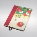 Epres könyv, napló, emlékkönyv, receptgyűjtő könyv üres lapokkal, Naptár, képeslap, album, Baba-mama-gyerek, Jegyzetfüzet, napló, Könyvkötés, Papírművészet, Ez a könyv üres lapokkal készült: naplóként, emlékkönyvként, de akár receptgyűjtőként is használhat..., Meska