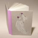 Esküvői fotóalbum, album esküvőre, esküvői emlék, nászajándék, kézzel rajzolt borító, egyedi névfelirat, Naptár, képeslap, album, Esküvő, Fotóalbum, Nászajándék, Könyvkötés, Fotó, grafika, rajz, illusztráció, Esküvői fotóalbum, album esküvőre, esküvői emlék vagy nászajándék, egyedi nevekkel rendelhető,  tel..., Meska