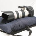 Fotós - párna, Fotós babzsák , Fénykepezőgép alátámasztás Polisztirol gyönggyel, Mielőtt leütöd, érdeklődj, hogy van-e készle...
