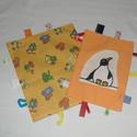 Rongyi 2 db / Pingvin és autós, Baba-mama-gyerek, Baba-mama kellék, 2 db rongyi  Sima levél : 225.- Elsőbbségi levél : 280.- Ajánlott levél : 500.- Ajánlott + el..., Meska
