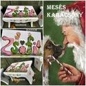 Az első sámlim karácsonyra, Baba-mama-gyerek, Játék, Gyerekszoba, Fajáték, Ezeket  a sámlikat már régen használják a kis tulajdonosok. Hasonlót készítünk megrendelésre,  a kis..., Meska