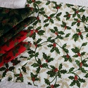 Szalvéta asztali textil, Karácsonyi, NoWaste, NoWaste, Textilek, Kendő, Textil tároló, A környezet védelmében készült, újra és újra használható textil szalvéták. Nem csak a környezetet, d..., Meska