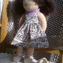 Baba romantikus hangulatban, Waldorf ihletésű öltöztető baba (40 cm-es).  ...