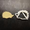 Makk keksz, sütemény kiszúró forma, Otthon & lakás, Egyéb, Konyhafelszerelés, 3D nyomtatással készült sünis kekszkiszúró. Legnagyobb mérete kb. 6 cm.  Személyes átvétel Martonvás..., Meska