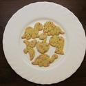 Dínó, dínós keksz, sütemény kiszúró forma szett, Otthon & lakás, Egyéb, Konyhafelszerelés, 6 db-os dínós kekszkiszúró: triceratopsz, brachiosaurus, stegosaurus, t-rex, tojásból kikelő kis din..., Meska