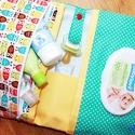 XXL Pelenkatáska, Pelenkatartó táska, Baba-mama-gyerek, Baba-mama kellék, Csodaszép, praktikus pelenkázó táska Anyukáknak és Babájuknak.  Ha nem akarod a pelenkázó táskát mag..., Meska