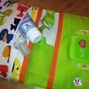 XXL Pelenkatáska, Pelenkatartó táska, Baba-mama-gyerek, Baba-mama kellék, Gyerekszoba, Varrás, Csodaszép és rendkívül praktikus pelenkázó táska Anyukáknak és Babájuknak.  Ha nem akarod a pelenká..., Meska