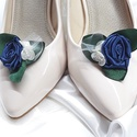 Erdei varázslat cipőklipsz, Esküvő, Cipő, cipőklipsz, Erdős varázs cipőklipsz  A cipőd ékszere lehet ez a bájos darab.   A cipőklipsz olyan, mint e..., Meska