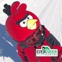 Piros Angry Birds sisakhuzat univerzális méretben, XS-XXXL bukósisakokra tervezve, Ruha, divat, cipő, Gyerekruha, Gyerek (4-10 év), Kendő, sál, sapka, kesztyű, Varrás, MINDIG MARADJ JÁTÉKBAN ? SPORTOLÁS KÖZBEN IS  Univerzális méretű sisakhuzataink csúcsminőségű, ruga..., Meska