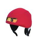 Kai ninjago, Piros ninja, ninjago sisakhuzat univerzális méretben, XS-XXXL bukósisakokra tervezve, Ruha, divat, cipő, Dekoráció, Kendő, sál, sapka, kesztyű, Női ruha, LÉGY GYORSABB, MINT EGY VALÓDI NINJA  Univerzális méretű sisakhuzataink csúcsminőségű, rugalmas, SPF..., Meska