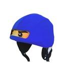 Jay ninjago, kék ninja, ninjago XS-M bukósisakokra tervezve, Ruha, divat, cipő, Gyerekruha, Gyerek (4-10 év), Kendő, sál, sapka, kesztyű, Hozd felszínre a gyermekedben rejlő bátorságot, merje megmutatni, mire képes!  Junior méretű sisakhu..., Meska