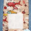 Hímezhető zsákocska / játék tároló - Nincs posta költség!, Táska, Pénztárca, tok, tárca, Méret:  17,5 cm széles 24,5 cm magas 6 cm mély  Hímezhető rész: 25-ös natúr zweigart hímzővászon 9.8..., Meska