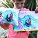Fényképes, rajzos egyedi díszpárna saját rajzzal, Gyerekrajzos párna, vagy képpel! Párnahuzat + belső, Otthon & lakás, Gyerek & játék, Gyerekszoba, Lakberendezés, EGYEDI RAJZOS DÍSZPÁRNA  Fotózd le vagy scaneld be azt a rajzot, amit   szeretnél rányomtatni a párn..., Meska