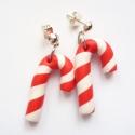 Karácsonyi nyalóka Andi számára lefoglalva, Ezt a fülbevalót Andi megrendelésére készíte...