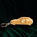 """Kulcstartó """"BMW""""!, Pyrograph lézertechnológiával megrajzolt,majd t..."""