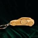 """Kulcstartó """"Mazda""""!, Pyrograph lézertechnológiával megrajzolt,majd t..."""