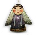 Bogár, egyedi rusztikus fa dekoracio. akasztoval. nagyon ...