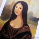 Lisa, Dekoráció, Képzőművészet, Otthon, lakberendezés, Illusztráció, Kis peldanyszamu nyomat a sajat rajzomrol. Dedikalva A4-es, kituno minosegu papiron.   ajanlottan po..., Meska