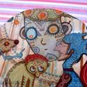 A kulcs , Otthon, lakberendezés, Képzőművészet, Napi festmény, kép, Falikép, Eredeti, vegyes technikaval keszult rajzom keretben. Meret kerettel : A4 ( 21 x 30 cm) Ajanlom annak..., Meska
