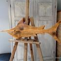 Natur kardhal, Rusztikus kardhal, dekoracio. kb. 105 x 37cm. A sz...